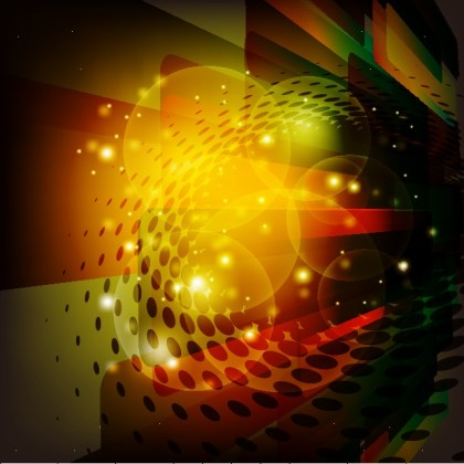 Glittering Abstract Background Free Vector