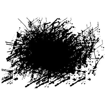 Grunge Design Element Free Vector