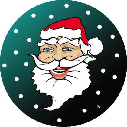 Santa Claus Free Stock Image Free Vector