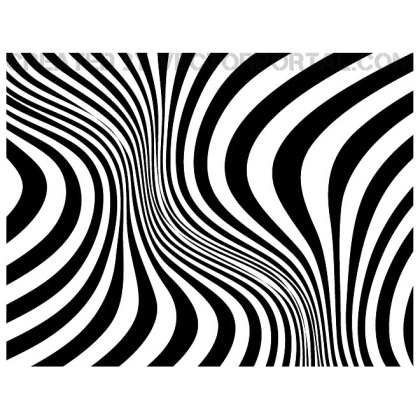 Zebra Skin Background Free Vector