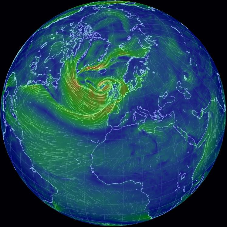 Image showing Ireland and UK