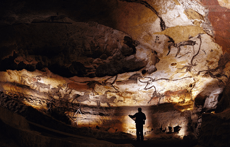Amazing Cave Paintings From 32 000