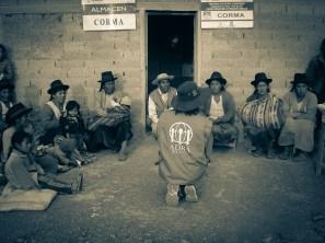 Programa Segurança Alimentar - San Lucas, BOLÍVIA