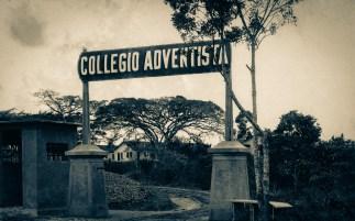 Época em que era chamado de Colégio Adventista Brasileiro Fundado em 1915 São Paulo, BRASIL