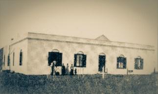 Época em que era chamado de Colégio Camarero 20 de abril de 1900 Entre Ríos, ARGENTINA