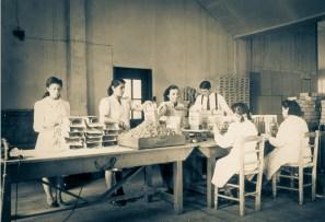 Funcionários pioneiros da Granix - Buenos Aires, ARGENTINA