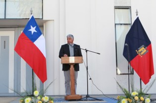 Jorge Castro, alcalde de Valparaíso.Crédito: IASD Chile