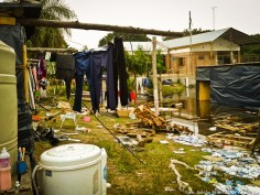 Situación de las familias afectadas.