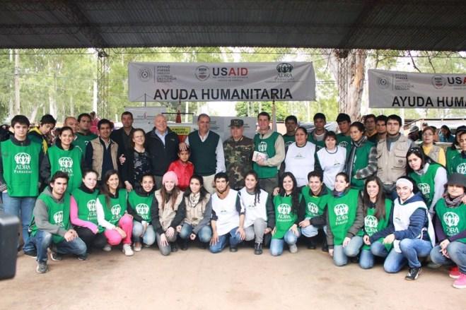 Crédito: ADRA Paraguay