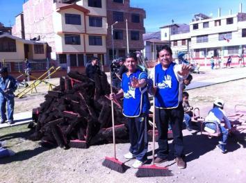 La Iglesia Adventista en el norte de Perú, eligió la ciudad de Cajamarca para el desarrollo del proyecto Misión Caleb 6.0.