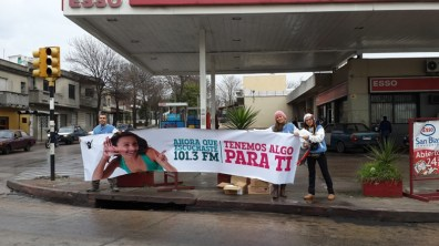Misión Caleb en Uruguay. Crédito: Internet