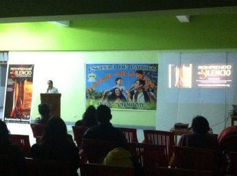 """Colegio """"Chimbote"""" impartió el seminario de prevención contra el abuso y maltrato de menores a las familias de los alumnos en el auditorio de la brigada general de Bomberos"""