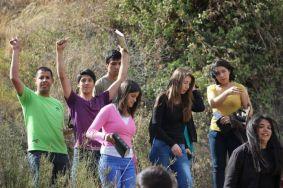 Campo Escuela Oraciones Grupales ©Gabriel Gamboa