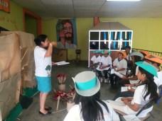 Este proyecto se realiza en las iglesias adventistas que están bajo el ciclo sierra del período escolar.