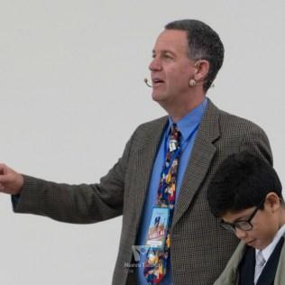 Donald Jay MacLafferty, misionero y creador del movimiento Huellas.