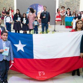Pr. Aldo Muñoz, presidente IASD Chile junto a su familia.