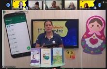 Rocío Castro, líder del ministerio infantil y del Adolescente UE