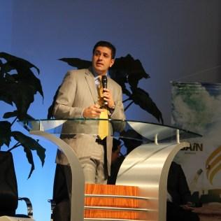 Professor Martin Kuhn é o coordenador do Curso de Comunicação Social do Unasp.