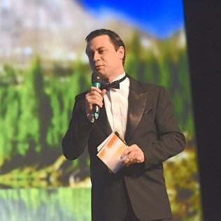 Pr. Odailson Fonseca foi um dos apresentadores do evento - Crédito: Wilson Azevedo