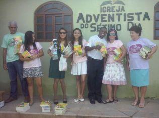 IASD Barra do Açu, São João da Barra.
