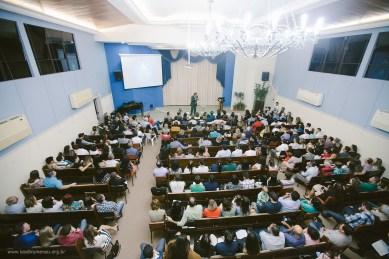 Igreja Adventista do Sétimo Dia Central de Blumenau.