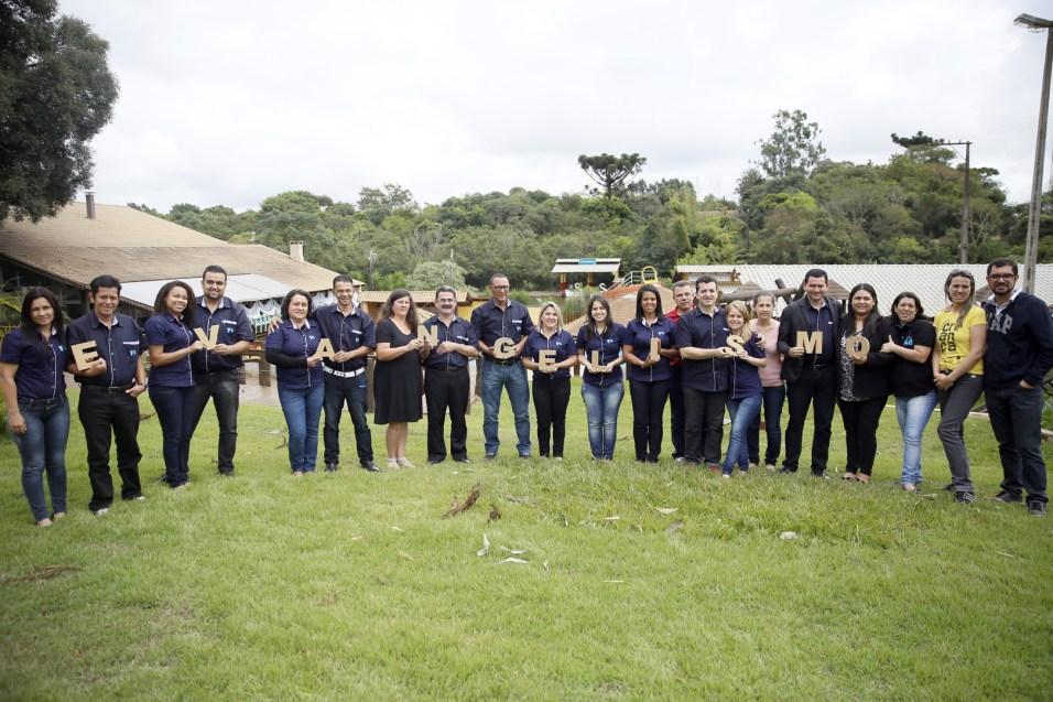 Equipe de evangelismo da ANP