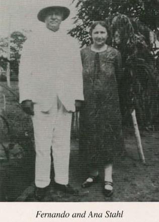 Fernando e Ana Stahl
