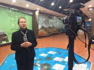 Encontro conta com a participação da líder mundial da Rede de Educação, Lisa Beardsley.