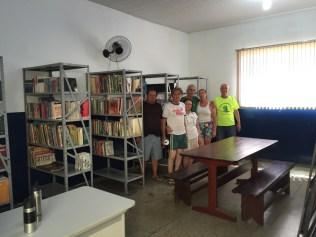 depois reforma biblioteca
