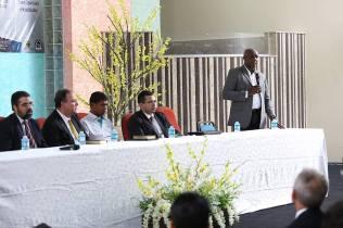 o Pr Damião Soares falou sobre as metas da Missão Pará Amapá em prol da Liberdade Religiosa