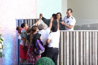 Batismo de Aguinaldo é fruto do trabalho realizado por um colportor.