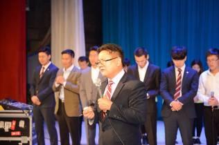 Mongólia é um país desafiador para o cristianismo, mas Igreja Adventista está lá desde 1992.