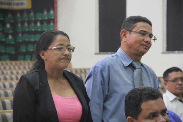 Pastores e esposas foram recebidos no CADI