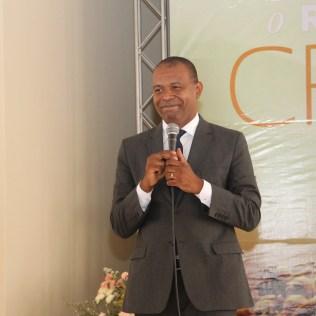 Pastor Anelbo Sena, da Missão Sergipe, participou do evento em Itabuna