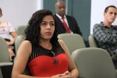 Ana Priscila buscou orientações para se defender durante realização de provas acadêmicas e concursos públicos