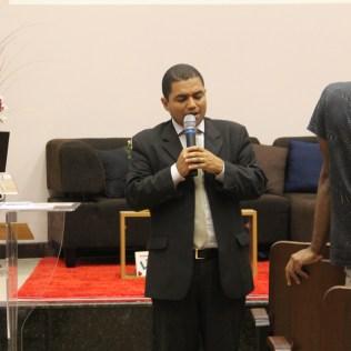 Líder do Ministério da Família para o sul da Bahia, pastor Henrique Souza