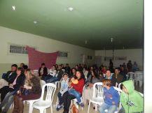 Filme O Resgate foi exibido para 100 pessoas em escola da rede pública de Indaial-SC