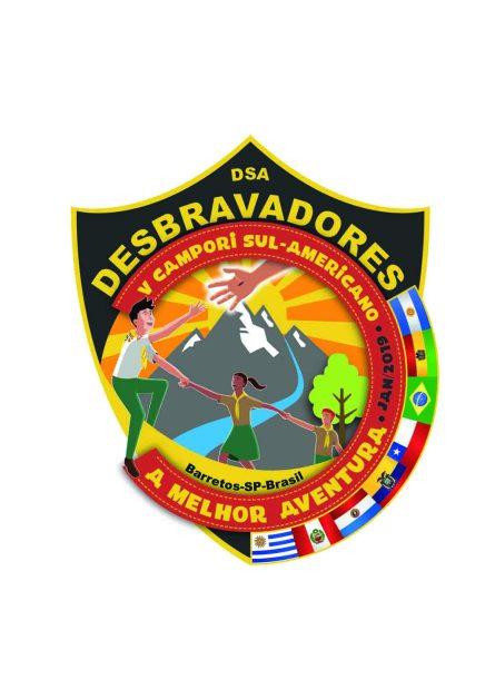 O logo oficial foi aprovado nesta semana