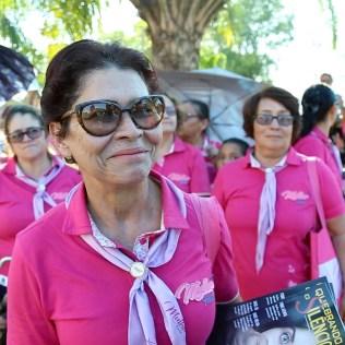 Ana Zielak, líder do Ministério da Mulher da Igreja Central da Nova Marabá 1.