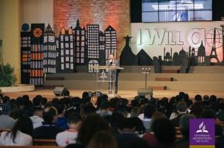 Muitas palestras e oficinas foram realizadas para inspirar missionários e confirmar visão adventista de pregação no mundo inteiro. Foto: UAP