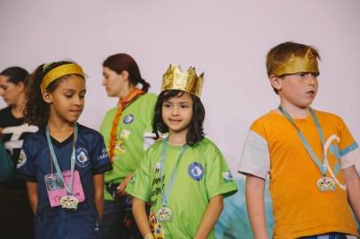 Aventuri reuniu cerca de mil participantes de diversas cidades do oeste paranaense.