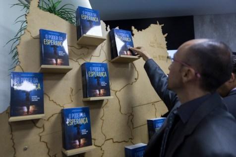 Cada participante do Concílio Anual pode levar um exemplar do livro que será utilizado no Impacto Esperança 2018.