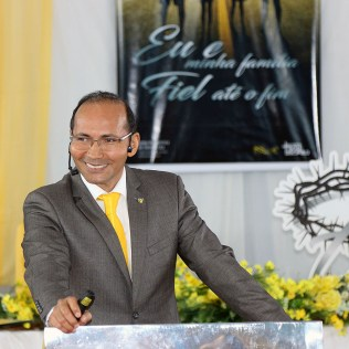 Pastor Samuel Bastos, presidente da Associação Sul do Pará.