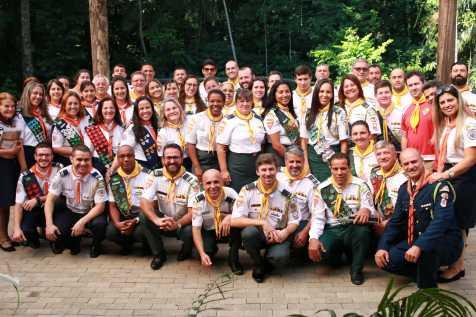 Foram 70 regionais e distritais presentes e que saíram motivados para participarem do Clubes em Missão
