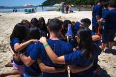 O foco missionário esteve presente durante os dois dias de programação