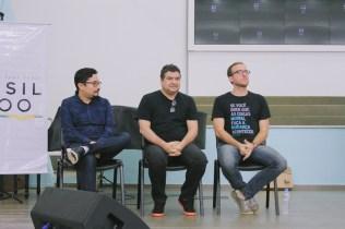 Denilson Shikako, André Torreta e Vinicius Poit (Crédito: Jédy Fersil)