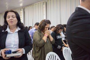 Com o tema Muito Além, o evento falou sobre ações devem ser praticadas para estar mais perto de Jesus e do Céu.