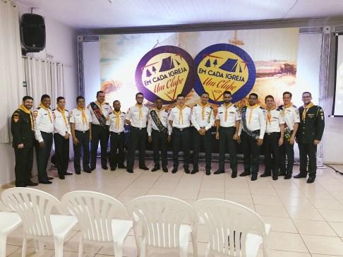 Pastores foram instruídos em três aspectos de liderança de um clube: físico, espiritual e emocional.