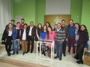 Projeto envolveu a juventude adventista da cidade serrana