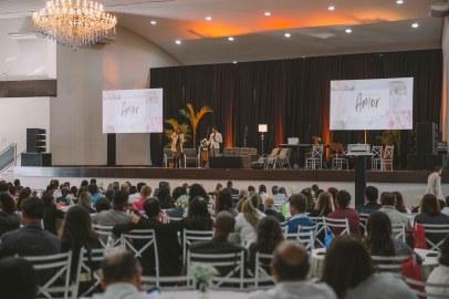 O projeto desenvolvido nas igrejas e evidenciado no evento, enfatiza a imagem de um Deus restaurador.